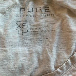 ALFRED SUNG Tops - 4 long sleeve t-shirts